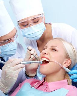 лечение зубов третьяковская